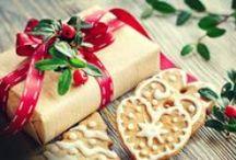 Christmas Box / Boże Narodzenie to magiczny czas. Każdemu kojarzy się z czymś innym: zapachem choinki, ciepłem domowej atmosfery, gwarem przy stole, pysznym jedzeniem, prezentami, dekoracjami..