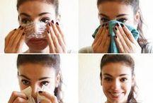 Tricks for better Look / Wskazówki jak w domowych warunkach przygotować maseczkę na twarz, inspiracje jak się uczesać, podpowiedzi jak zrobić makijaż.