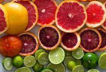 Fruits, fruits, fruits!!! / Natura obdarzyła nas pięknymi i smacznymi owocami. Kuszą zapachami, smakiem, wyglądem i kolorami. Znacie już wszystkie?