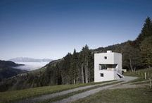 Houses off the Grid / Houses in mountains, deserts, seaside...