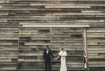 Barn. / Barn Wedding Inspiration