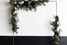 Arches & Aisles. / Arches & Aisles Wedding Inspiration