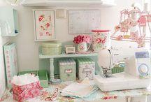 Craft room & Sewing room / Craft room & Sewing room