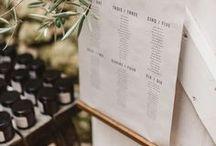Seating Plan. / Seating Plan Wedding Inspiration