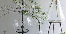 Vases. / Vases Wedding Table Inspiration