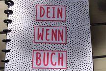 """""""Wenn..."""" Buch"""
