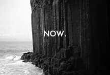 Stay in the now