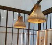 LairiaL / 'La lumière inspirée de la forêt' Luminaires haut de gamme en bois. Néo-marqueterie. Plug & Light. Sur mesure. Bio-sourcés. Slow-made in Bordeaux. www.lairial.eu
