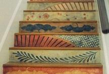 Stairway to...upstairs!