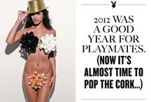 Happy Holidays, Playboy Style. / Check back each day for a new Holiday Tip from Miss April 2012, Raquel Pomplun