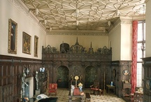 Tudor, Elizabethan & Stuart Periods / My favorite historical period, showing portraits, paintings, costumes, interiors and buildings c. 1530-1660's