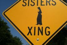 Catholic Religious Life / Nuns / by Darlene Steinemann