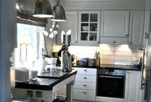 Hjemmets køkken ~ Kitchen