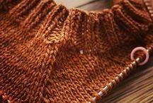 Knitting  / by Elizabeth Olavarria