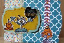 Sizzix Pop N Cuts / pop up cards