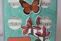 Stampin' Up! ideas / cards made with Stampin' Up! products