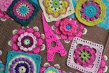 Crochet inspiration / Unique and beautiful crochet ideas