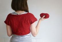 knit happens // on the blog / Handmade projects and posts from the blog - knit, crochet and creative musings!