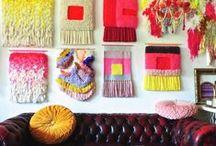 Yarn ideas / Fun + creative DIY yarn ideas