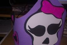 Fiestas Infantiles- Monster High / ideas para fiestas Monster High