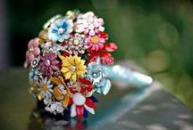 handmade wedding / Budget-friendly but oh-so beautiful crafty DIY makes for the Big Day.