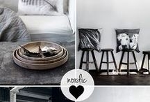 Hjemmets Nordisk stil ~ Nordic style