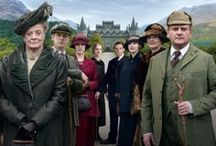 Downton Abbey / Love it!  Can't wait to see what will happen