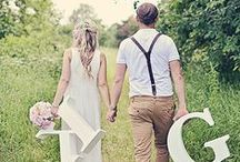 Getting hitched - snaps / Fun, creative wedding photography ideas, plus candid shots.