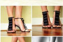 Shoe art ~ sko kunst