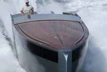 Water Transport / #yacht #water #transport #sail #ships #big-ships  / by Mannenwereld Onze Wereld