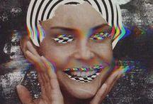 Collage - deshalb.   Désha Nujsongsinn / #Collage by deshalb.   Désha Nujsongsinn #deshalb #deshalbpunkt #schnittmenge #DéshaNujsongsinn #collageart