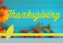 Thanksgiving / All things Thanksgiving: turkey, cranberry sauce, stuffing, tablewear, etc. / by Blessed Herbs