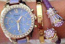 Relógios Femininos com acessórios