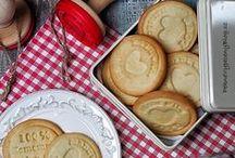 Sušenky - cookies / biscuits / www.peknevypecenyblog.cz