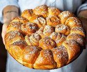 Chléb a pečivo - Bread and pastries / www.peknevypecenyblog.cz