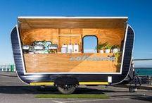 Food | Trucks / CAMIONES DE COMIDA VINTAGE