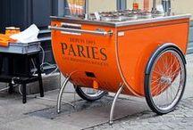 Bike | Trucks / Street food en bicicletas