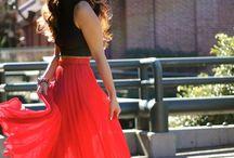 Skirts, Maxi