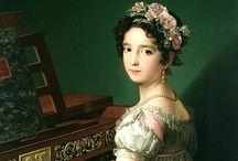 A bit of Austen / Regency style inspiration for the Jane Austen Festival
