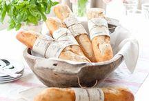 Pains,  breads,  broetchen, ...