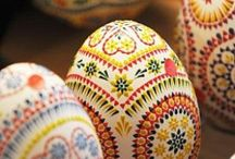 Handmade Easter / Patterns, projects and recipes for celebrating Easter and Spring