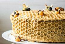 Bee Beautiful / Bee and honeycomb inspiration
