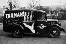 Vintage | Trucks / Fotos antiguas de los inicios de los food trucks y el street ood.