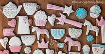 Perníčky - Gingerbread