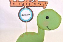 dinosauro party