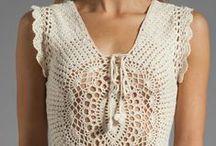 Crochet mujer - Woman / by Marta Algaba