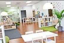 Classroom inspiration: Montessori, Reggio Emilia,... / by Nathalie L