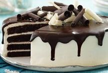 Cakes / This board is dedicated to beautiful and delicious cakes. Feel free to invite your friends to pin their favorite cake pictures.   If you want to pin, just comment on one of the pins and I will be glad to add you.