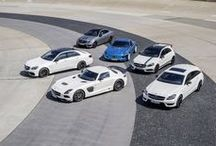 Mercedes Benz and AMG / All the beauty that this Brand has created and will carry on creating is unparalleled.