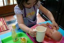 Montessori Vie pratique / by Nathalie L